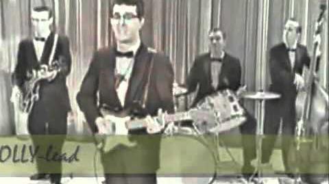 Buddy Holly-Crying Waiting Hoping