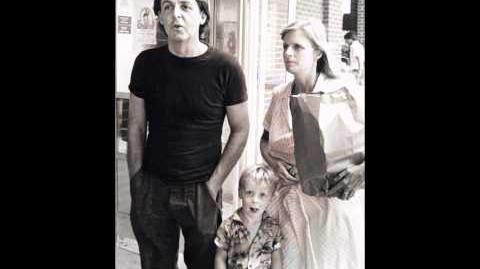 James McCartney I Love You Dad