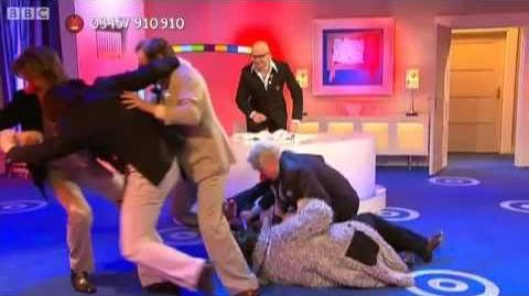 Harry Hill's TV Burp Special - Red Nose Day 2009