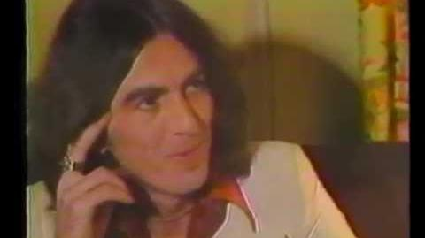 George Harrison about Beatles reunion 1976 Rare footage