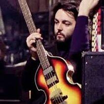 500-1-2 Hofner Bass