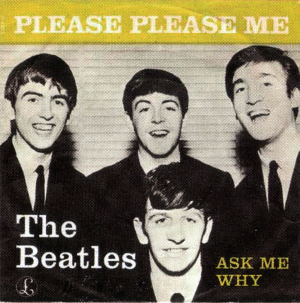 Image result for please please me beatles images