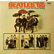 Beatles 65 Album Cover