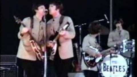 The Beatles - Ticket To Ride (Shea Stadium 1965)