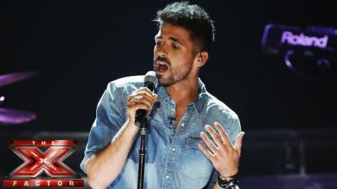 Ben Haenow sings John Lennon's Jealous Guy Live Week 2 The X Factor UK 2014