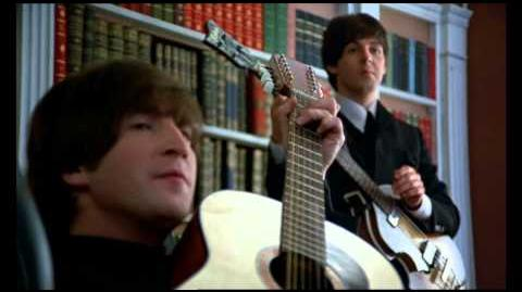 """The Beatles 1965 Movie """"Help!"""" Restored - Official Trailer-0"""