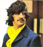 Ringo Starr 1968