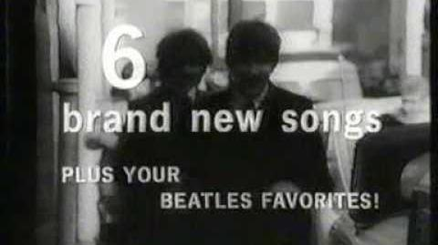 The Beatles - A Hard Day's Night Trailer