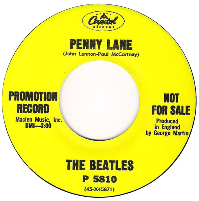 Penny Lane   The Beatles Wiki   FANDOM powered by Wikia