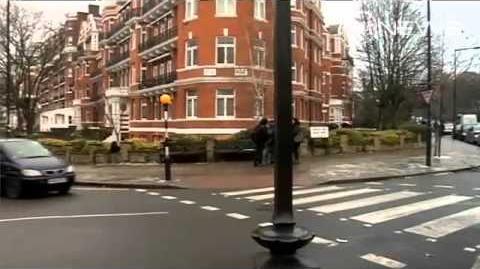 Beatles' Zebra Crossing Heritage Listed