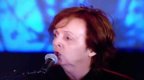 HD Paul McCartney 2012 Olympics Hey Jude LONDON GREAT QUALITY! LIVE