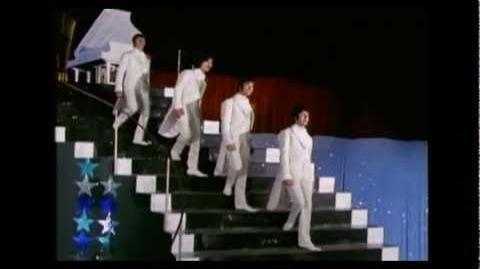 Los Bárbaros - Adiós John, Paul, George y Ringo