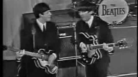 Beatles - live at the ROYAL VARIETY PERFORMANCE - 1963