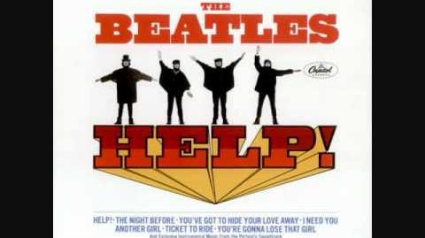 9.) The Beatles-Another Hard Day's Night (Help!, 1965) STEREO