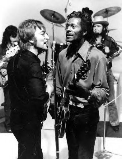 John Lennon Chuck Berry