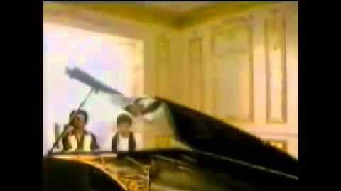 Ebony and Ivory Paul McCartney & Stevie Wonder