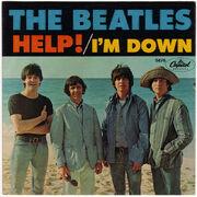 Beatles Help-I'm Down
