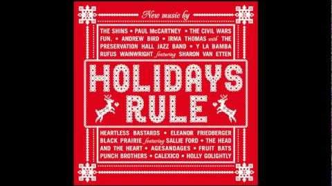 'The Christmas Song (Chestnuts Roasting On An Open Fire)' - PaulMcCartney.com Track of the Week