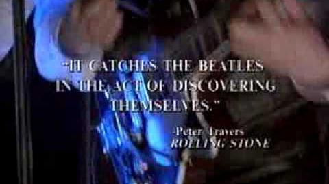 Backbeat Trailer 1994 - The Beatles