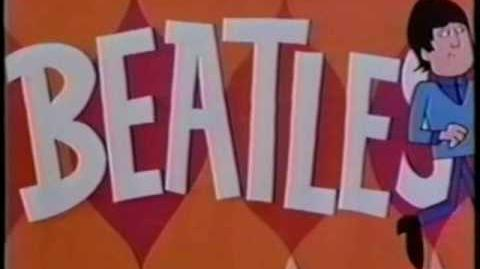 Beatles Cartoon Opening