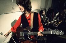 George harrison rosewood telecaster 1968 guitar