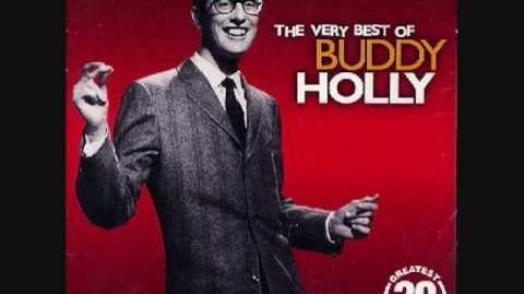 It's So Easy - Buddy Holly