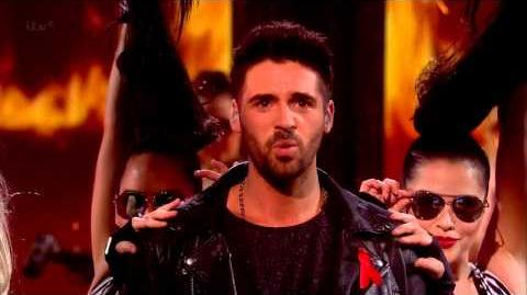 "Ben Haenow - ""Come Together"" The X Factor Uk 2014 Live Week 8 HD"