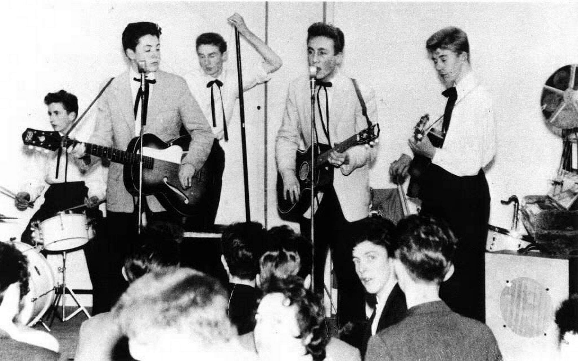 Image result for the quarrymen