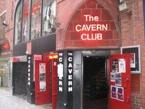 Cavern-club