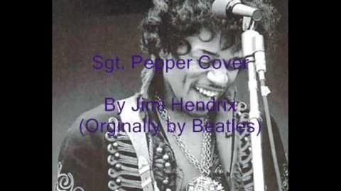 Jimi Hendrix - Sgt. Pepper