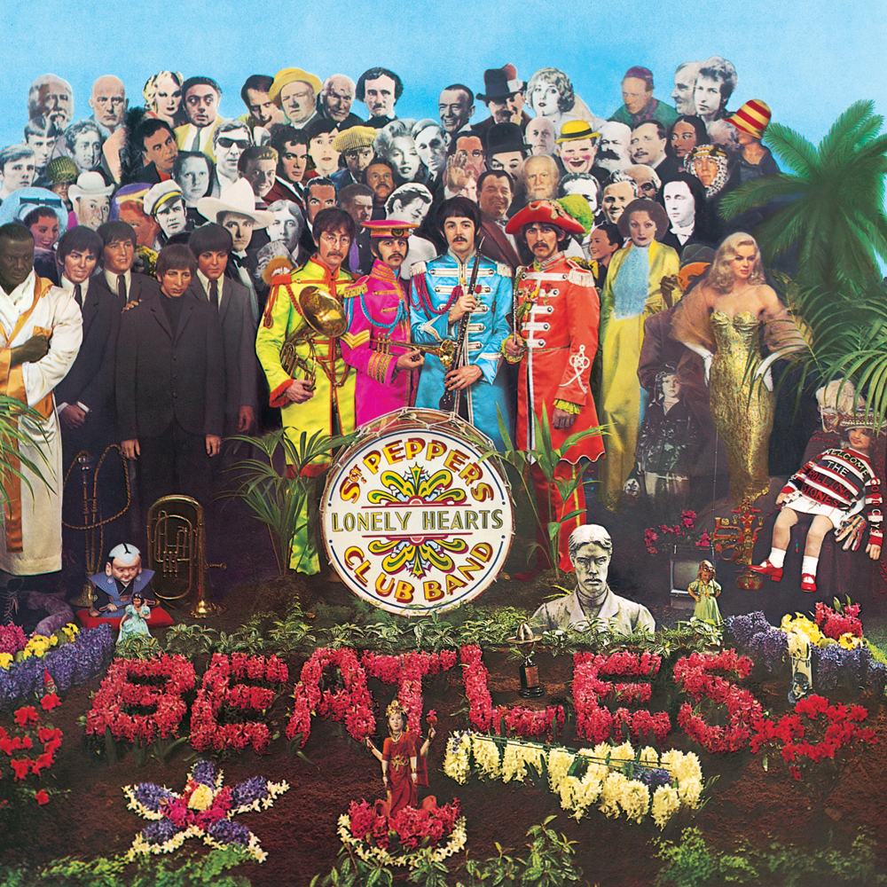 Image result for SGT PEPPER IMAGES