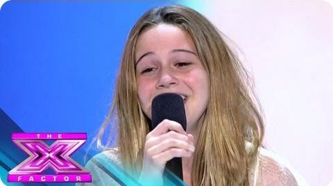 Meet Beatrice Miller - THE X FACTOR USA 2012