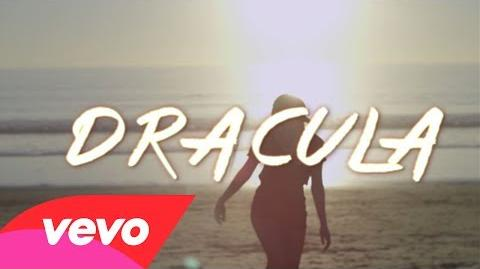 Bea Miller - Dracula (Official Lyric Video)