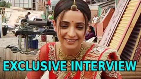 Sanaya Irani's EXCLUSIVE INTERVIEW for FANS of RangRasiya 21st January 2014 FULL EPISODE