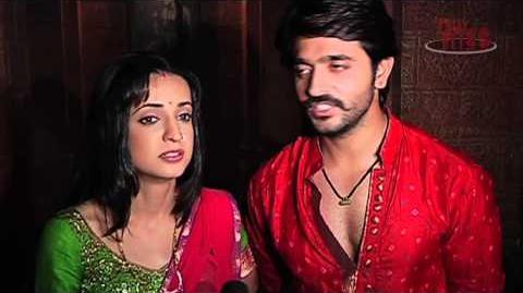 Rudra becomes Paro's slave in Rangrasiya