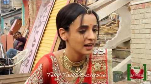 Sanaya Irani aka Parvati talks about her Character in Rang Rasiya