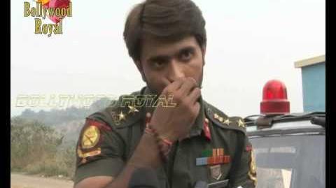 """On location TV Serial """"Rang Rasiya"""" Hero Aur Heroienr Ki mulakat 1"""