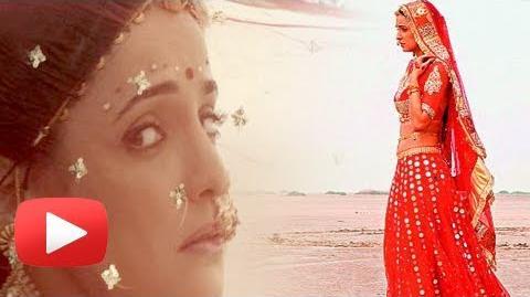 Sanaya Irani's New Look Out - Colors New Show Rangrasiya