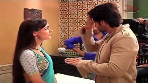 Behind the Scenes of Rangrasiya. Sanaya and Ashish's MASTI