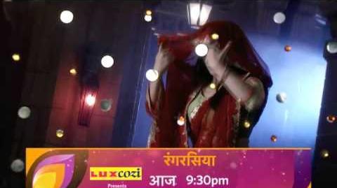 Rangrasiya Tonight, 9 30PM!