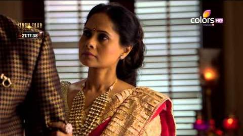 Rangrasiya - रंगरसिया - रूद्र का रूद्र रूप - 3rd Jan 2014 - Full Episode(HD)