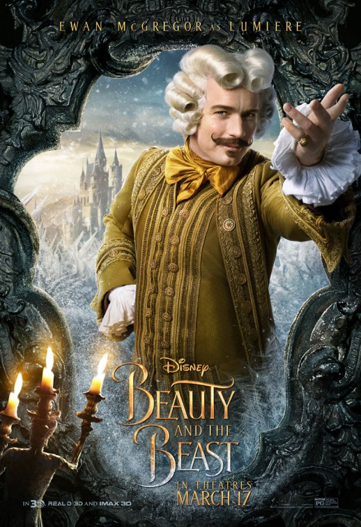 Lumiere Beauty And The Beast Ver14