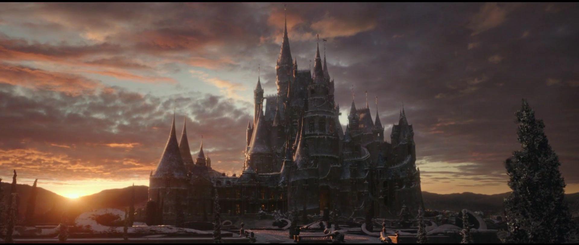 The Castle  Beauty And The Beast 2017 Movie Wiki  Fandom-2201