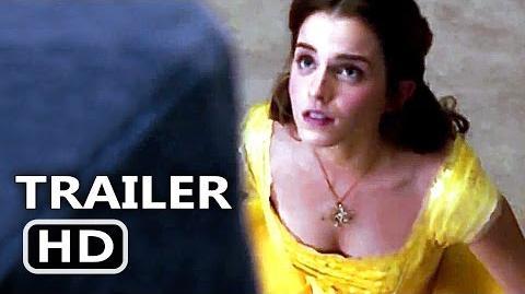 BEAUTY AND THE BEAST - Emma Watson Spot (2017) Disney Movie HD