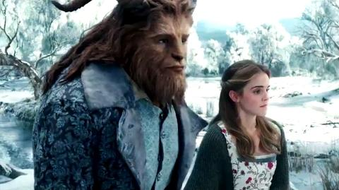 BEAUTY AND THE BEAST Promo Clip - Belle & Beast (2017) Emma Watson Disney Movie HD