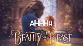 Beauty and The Beast - Karaoke With Male Part by Kevin Mariz