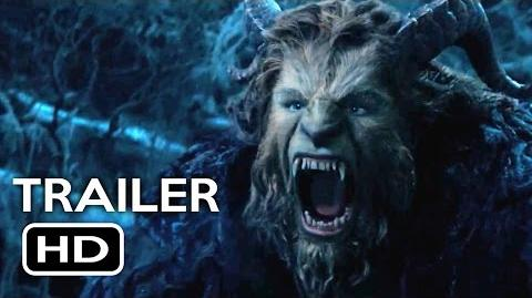 Beauty and the Beast Official Trailer 1