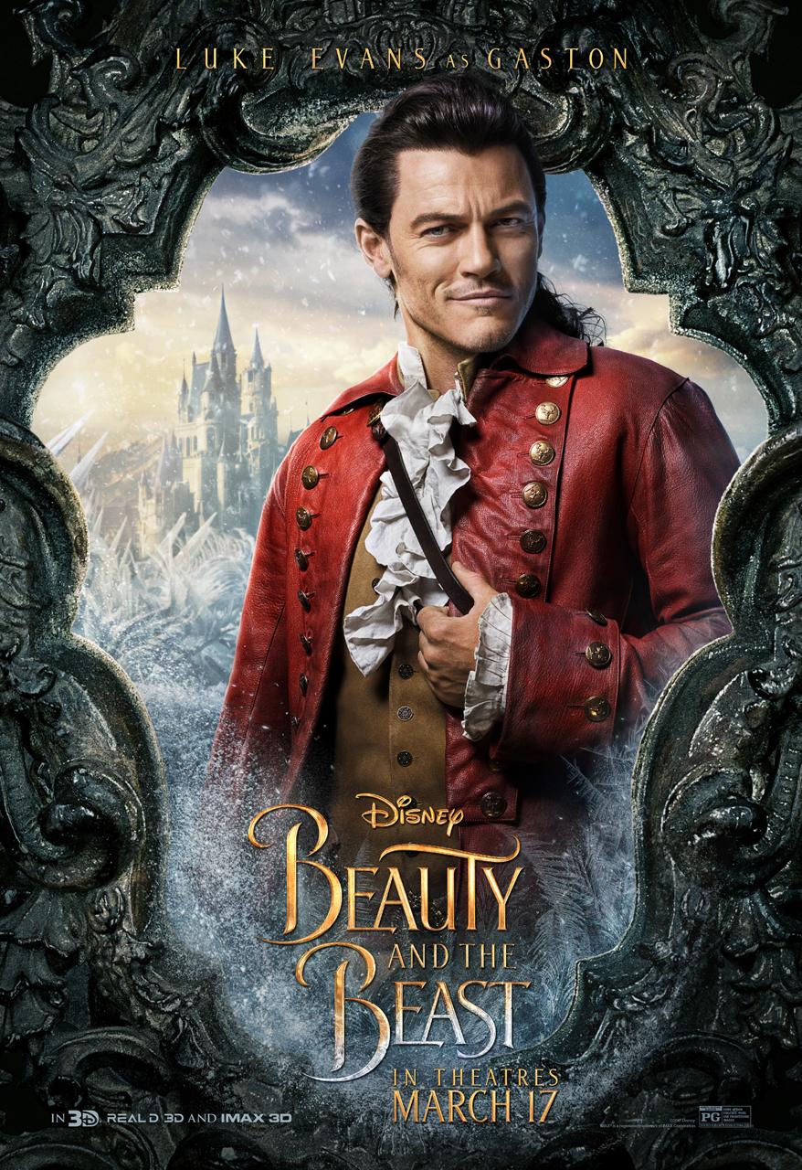 Gaston Beauty And The Beast 2017 Movie Wiki Fandom
