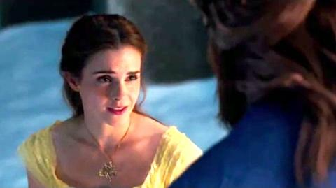 BEAUTY AND THE BEAST TV Spot 10 - Happy (2017) Emma Watson Disney Movie HD