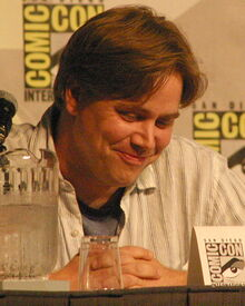 Stephen Chbosky, Jericho Panel at Comic Con SD 2006 cropped